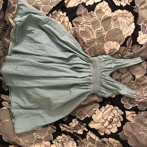 Denim Sun Dress 🌞